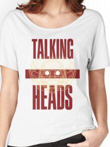 Talking Heads Women's Relaxed Fit T-Shirt