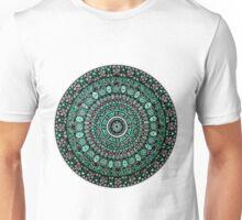 Emerald Mandala Unisex T-Shirt