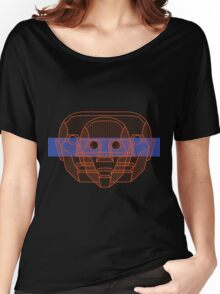Talking Heads Textless Women's Relaxed Fit T-Shirt