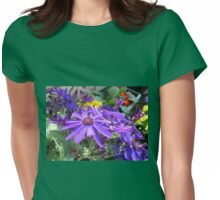 Echo of Spring - Glorious Senettti Planter Womens Fitted T-Shirt
