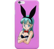Bunny Suit Bulma iPhone Case/Skin