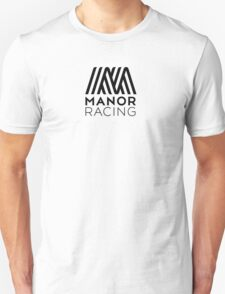 manor racing logo formula one 2016 Unisex T-Shirt