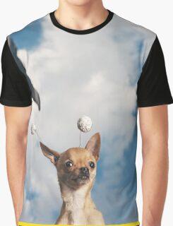 Space Chihuahua, #3 Graphic T-Shirt