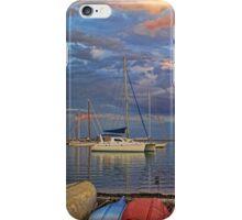 A Peaceful Evening  iPhone Case/Skin