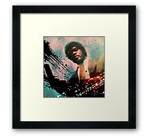 Pulp Trunk Framed Print