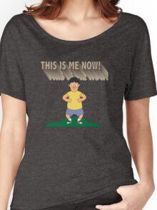 Bobs Burgers Gene Belcher Women's Relaxed Fit T-Shirt