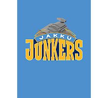 Jakku Junkers - Star Wars Sports Teams Photographic Print