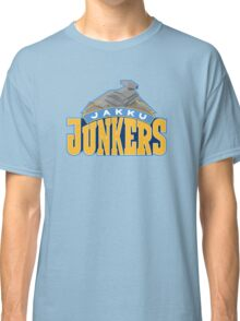 Jakku Junkers - Star Wars Sports Teams Classic T-Shirt