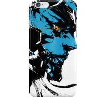 Metal Gear Rising Revengeance Artbook Raiden iPhone Case/Skin