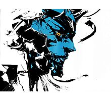 Metal Gear Rising Revengeance Artbook Raiden Photographic Print