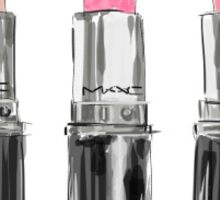 Mac Watercolor Lippies Sticker