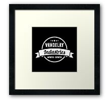 Vandelay Industries Framed Print