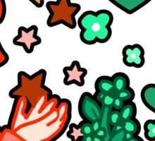 Spaceboy!Dan & Plantboy!Phil Sticker