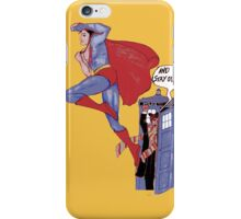 Wrong Phone Booth iPhone Case/Skin