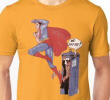 Wrong Phone Booth Unisex T-Shirt