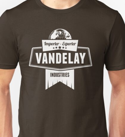 Vandelay Industries Logo Unisex T-Shirt