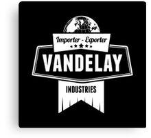 Vandelay Industries Logo Canvas Print