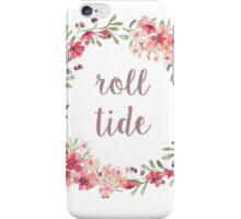 Roll Tide iPhone Case/Skin