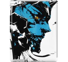 Metal Gear Rising Revengeance Artbook Raiden iPad Case/Skin