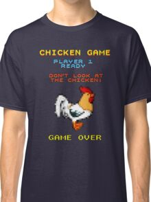 Chicken Game! Classic T-Shirt