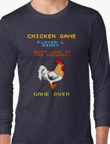 Chicken Game! Long Sleeve T-Shirt