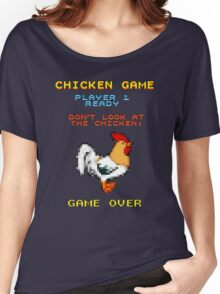 Chicken Game! Women's Relaxed Fit T-Shirt