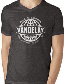 vandelay logo Mens V-Neck T-Shirt