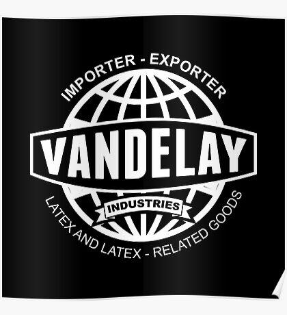 vandelay logo Poster