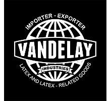 vandelay logo Photographic Print