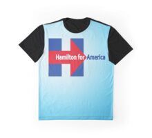 Never gon' be President now Graphic T-Shirt