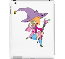Small Witch Natalie iPad Case/Skin