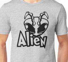 Alien Bandana Unisex T-Shirt