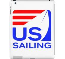 US Sailing - Team USA iPad Case/Skin