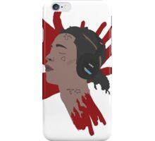 Young Thug Head Cartoon  iPhone Case/Skin