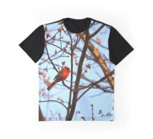 Red Robin Graphic T-Shirt