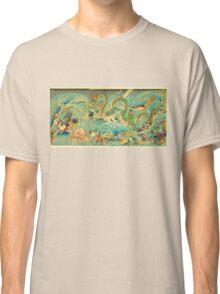 Man vs. Dragon 3 Classic T-Shirt