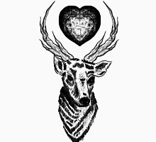 deer tattoo Unisex T-Shirt