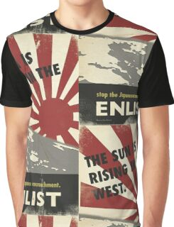 The sun is rising  Graphic T-Shirt