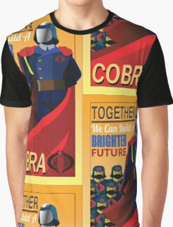 Join Cobra Graphic T-Shirt