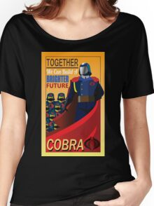 Join Cobra Women's Relaxed Fit T-Shirt