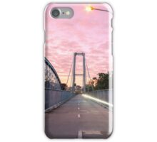 Walter Taylor Bridge  iPhone Case/Skin