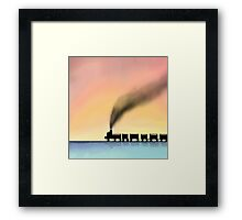 Day Dream Framed Print