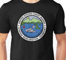 Burlington Coast Guard Unisex T-Shirt