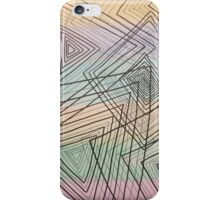 Psychedelic Patterns iPhone Case/Skin