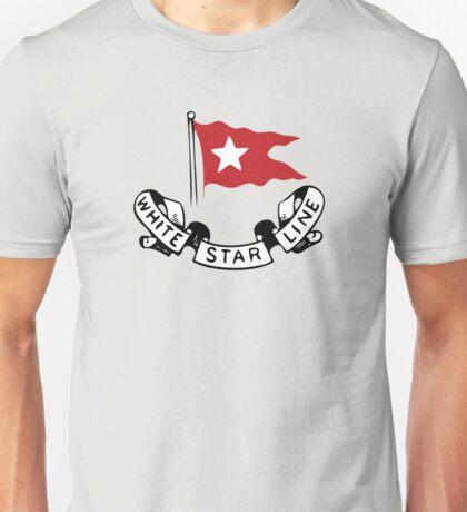 White Star Line Vintage Unisex T-Shirt