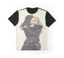 I Need You, Clarke Graphic T-Shirt