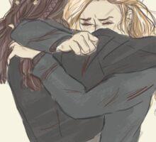 I Need You, Clarke Sticker