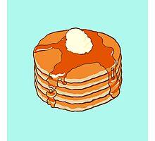 Pancake Stack Photographic Print