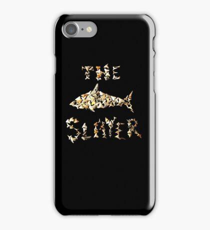 The Shark Slayer iPhone Case/Skin