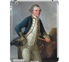 James Cook iPad Case/Skin